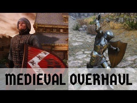 Skyrim Mod: Medieval