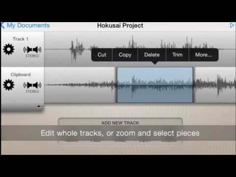 Top 5 Best Audio Editing Apps For iPhone