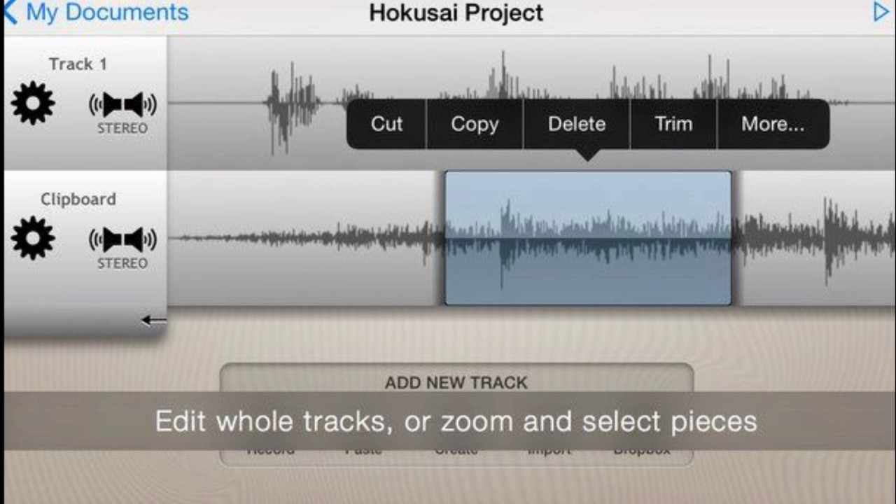 Top 5 Best Audio Editing Apps For Iphone Youtube