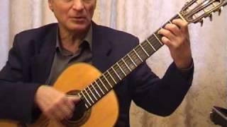 15. Ю. Кузнецов Уроки игры на гитаре