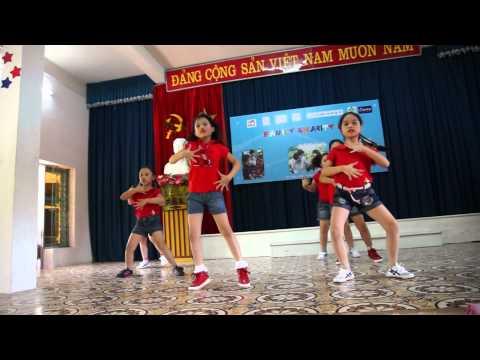 CLB Tuổi thần tiên - Hiphop dance