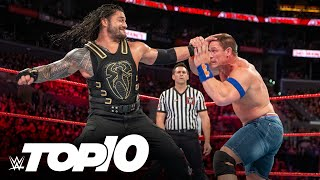 Roman Reigns' greatest rivals: WWE Top 10, Feb. 17, 2021