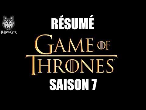 GoT Résumé Saison 7 Game Of Thrones en 4 minutes !