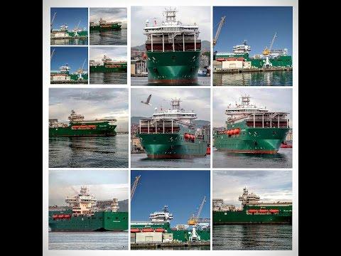 Reforma Pemex BUQUE 1700 / buque flotel,  © 2016 Javier JAC