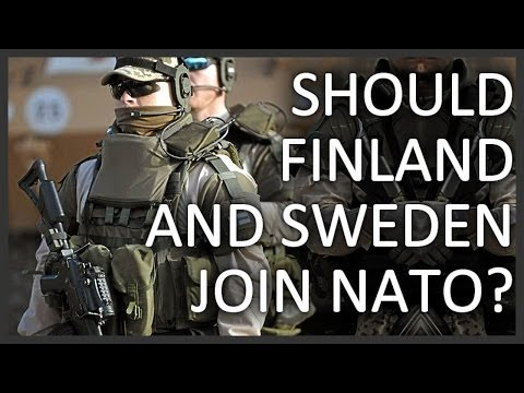 Should Finland and Sweden join NATO?