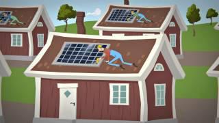 Telge Energi - sänk skatten på ren el