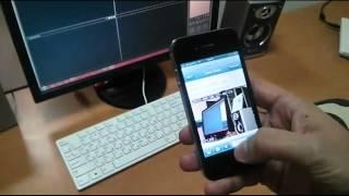 Настройка беспроводной IP камеры. Видео инструкция(В данной видео инструкции представлена беспроводная IP камера и ее настройка для наблюдения через интернет..., 2013-09-30T20:39:07.000Z)