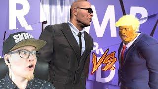 """OCHRONIARZ VS PAN PREZYDENT! STARCIE JAK Z WWE! - MR.PRESIDENT """"NOWE TRYBY"""" #02"""