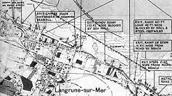 D-Day firefight at Saint-Aubin and Langrune-sur-Mer