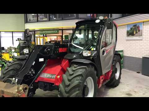 Unboxing Manitou MLT635 PS+