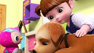 Kongsuni and Friends | Pet for a Day | Kids Cartoon | Toy Play | Kids Movies