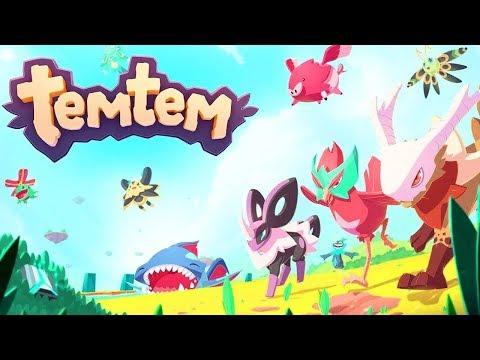 TemTem - Nowe Lepsze Pokemony?