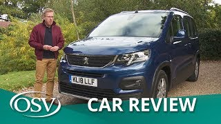 Peugeot Rifter 2018 Review - Practical, efficient and comfortable