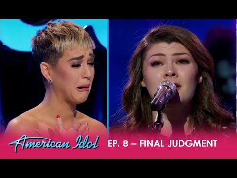 Shannon OHara: Sings Unconditionally  Katy Perry  Will The Risk Payoff?  American Idol 2018