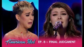"Shannon O'Hara: Sings ""Unconditionally"" By Katy Perry - Will The Risk Payoff? 