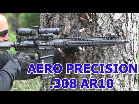 Aero Precision M5E1 AR-10 .308 Rifle Review