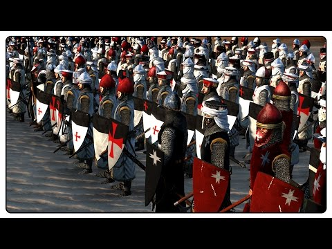 IN THE NAME OF GOD - Medieval Kingdoms Total War Online Gameplay