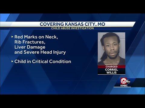 Man accused of injuring 3-week-old girl in his care