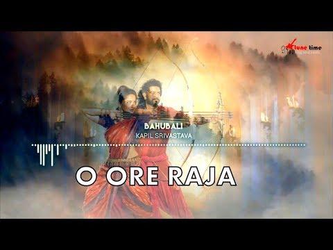 Guitar Cover - Bahubali 2 Ore Oru Raja Veeron Ke Instrumental By Kapil Srivastava Hindi Telugu Songs