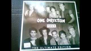 "Unboxing-One Direction ""Four"" Ultimate Edition"