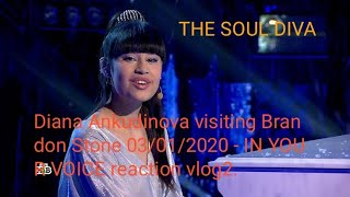 #dianaankudinova #russiansinger THE SOUL DIVA? | IN YOUR VOICE | FILIPINO reaction vlog2
