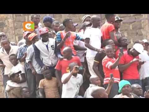 Uhuru azuru maeneo ya kaunti ya Nakuru