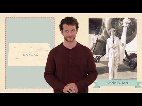 Kansas - 50 States - US Geography