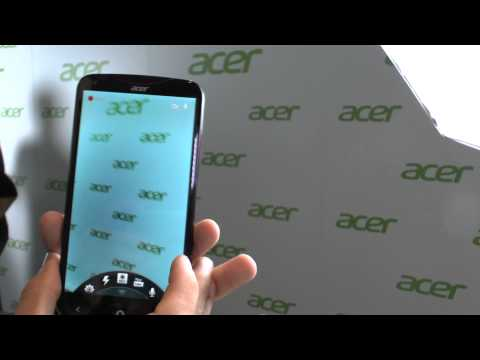 Acer Liquid S2 4K Smartphone im Hands-On