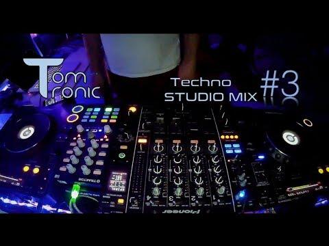 Tom Tronic - Techno Studio Mix #03