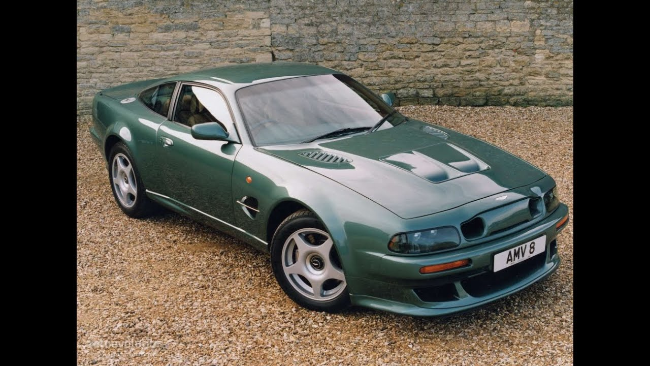 1996 - 2000 Aston-Martin V8 Le Mans - YouTube