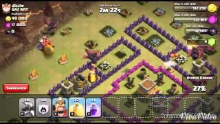 Clash of clans 10 Dragoni de 2....FAIL #1