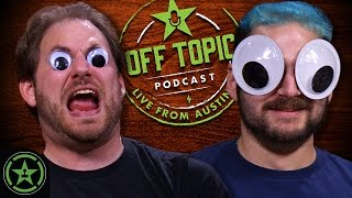 Do You Miss Being Depressed? - Off Topic #40
