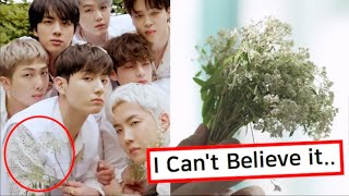 Secrets in BTS' Flower made ARMYs Cry..?