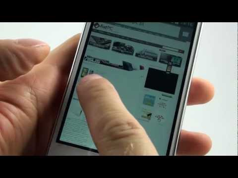 LG Swift Video clips