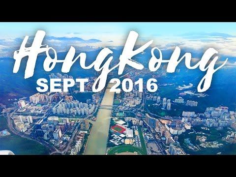 HONG KONG || 2016 || HD GOPRO 1080p