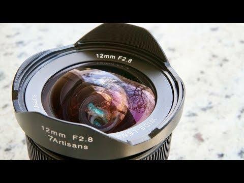 Cheap + Wide: 7artisans 12mm F2.8 Lens Review