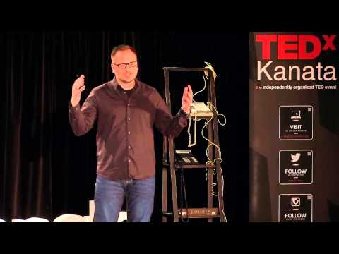 Artistry and innovation | Jason Flick | TEDxKanata