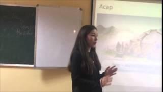 Алина Ачилова дает бесплатные уроки казахского #ДелайДобро