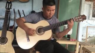 Ca dao mẹ - guitar solo