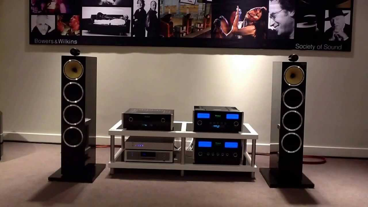 Bowers wilkins cm10 youtube for Stereo da casa