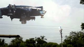 District 9 spaceship in front of my house by Pritam Saha.mp4