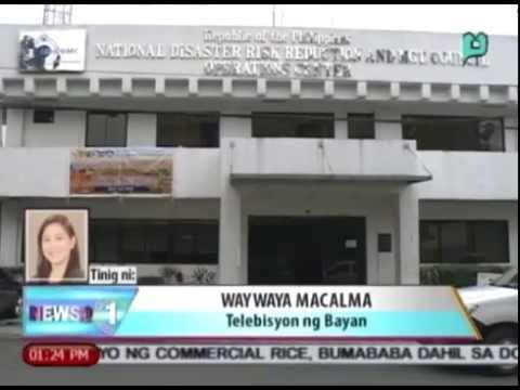 Tumamang magnitude 5.7 na lindol sa Luzon kagabi, walang idinulot na pinsala    June 26, 2014
