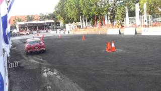 Denny Pribadi - DX @ Gymkhana Race War - IIMS 2014 (Evening)