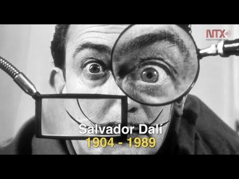 Dalí en el Centro Histórico de salvador dalí