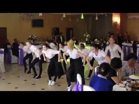 Флешмоб на день рождения от WeMakeLove Almaty