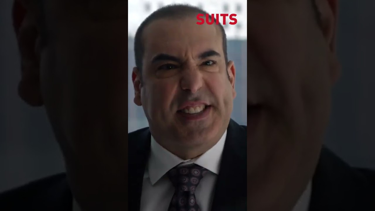 Louis Accuses Jessica of Weak Leadership | #SHORTS | Suits