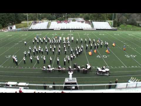 Teays Valley HS Marching Band 2015 WC Classic