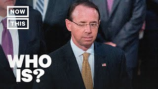 Who Is Rod Rosenstein? Narrated by America Ferrera   NowThis