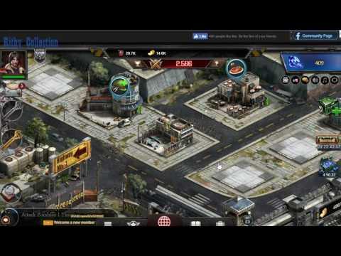 Last Empire War Z(Facebook Games)ep2