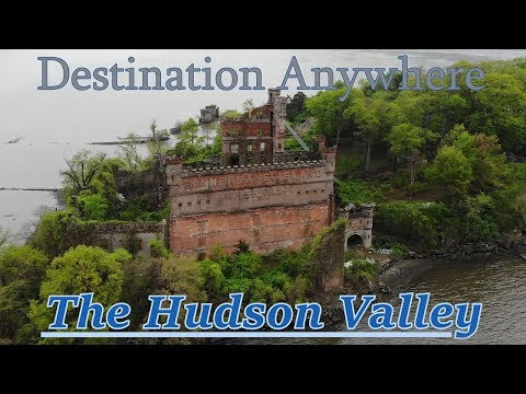 Destination Anywhere-The Hudson